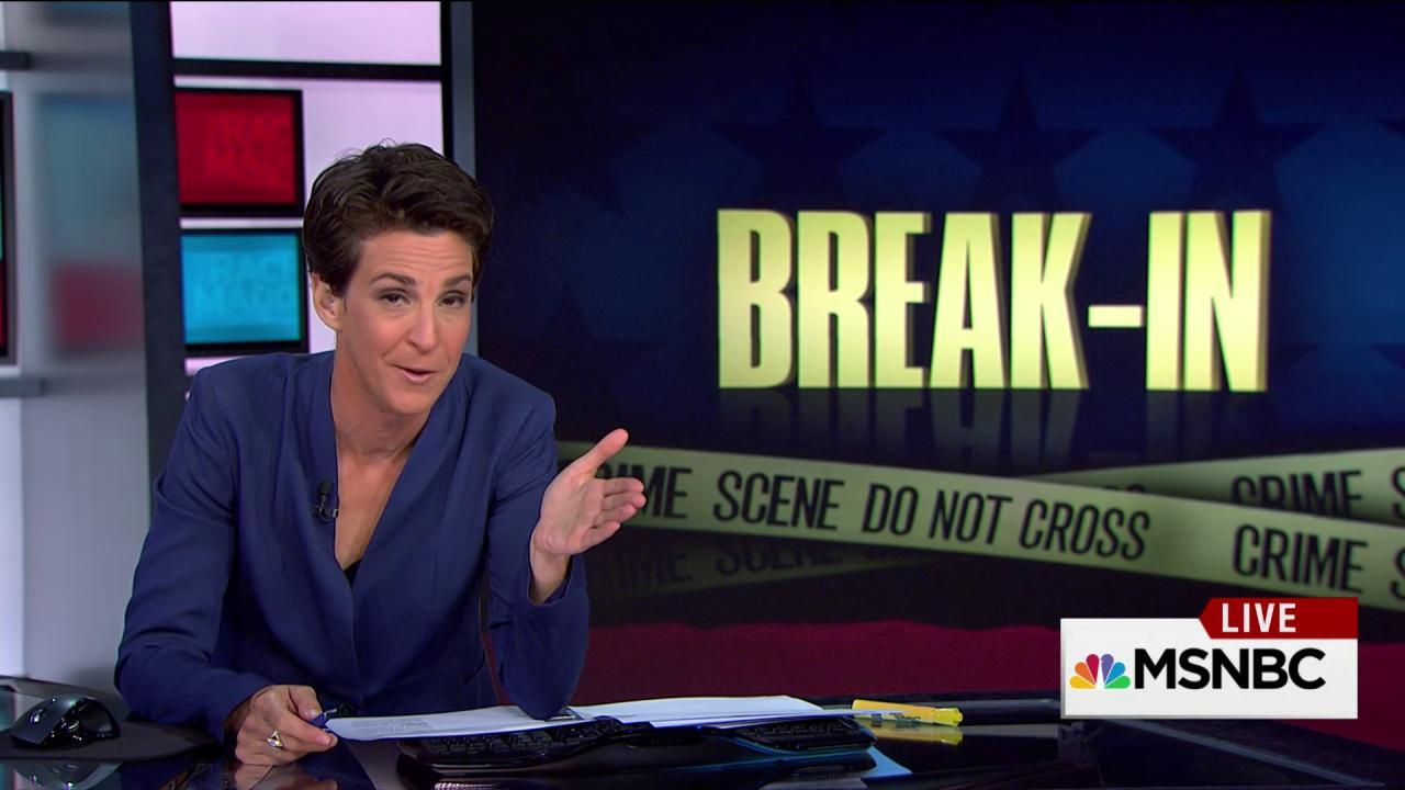 FBI raid adds layer to Paul family scandal