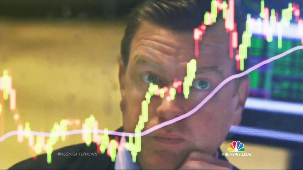 Market Turmoil: Dow Dives as Analysts Warn More Chaos Ahead