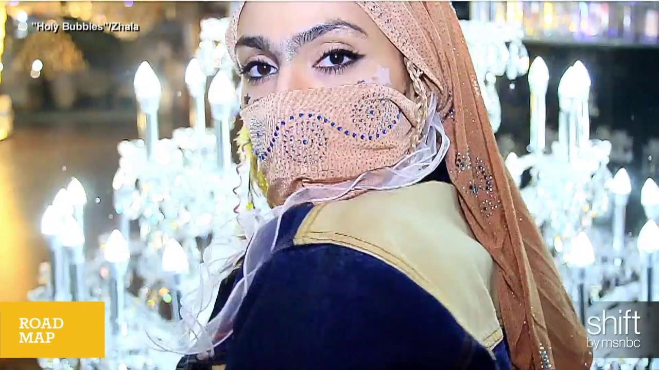 Kurdish pop singer Zhala on identity politics