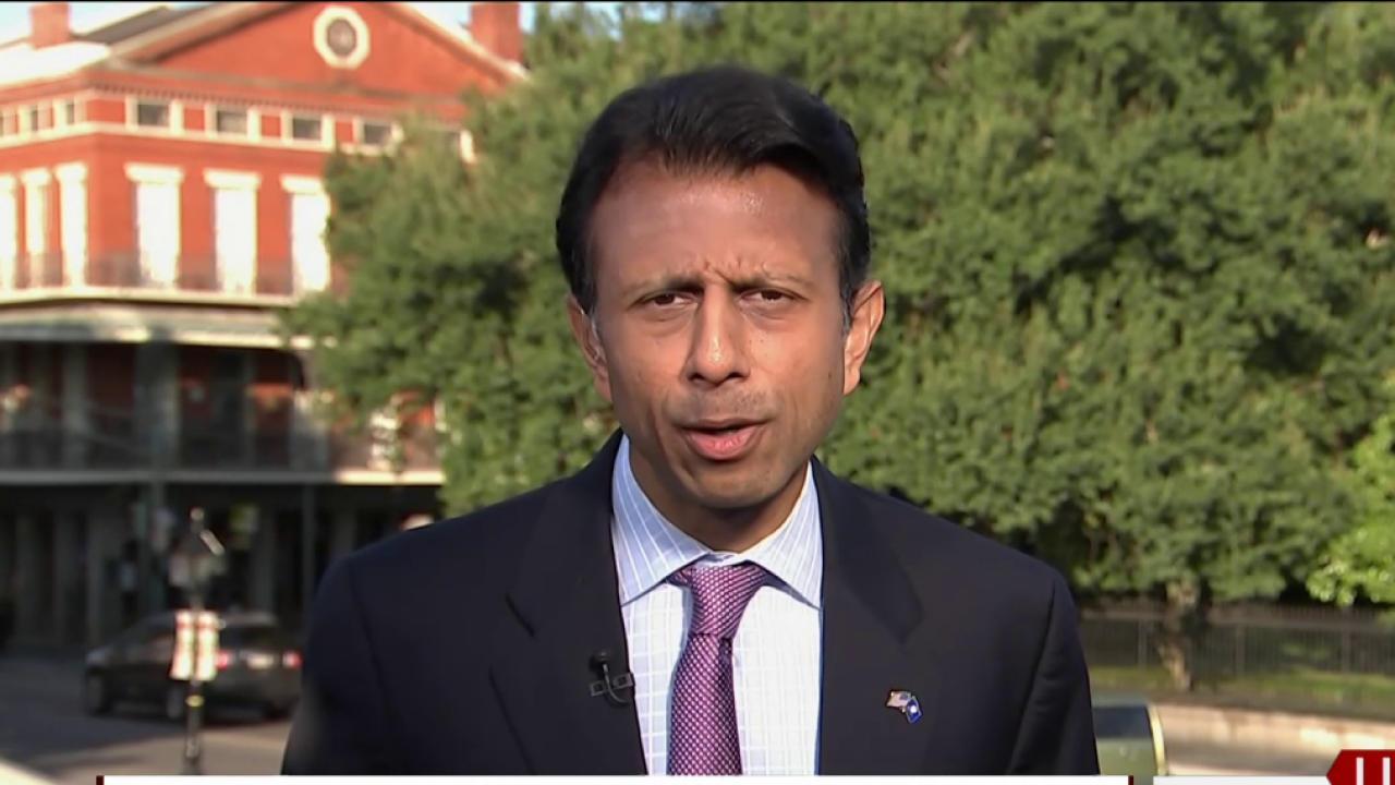 Jindal on 2016 election, Katrina anniversary