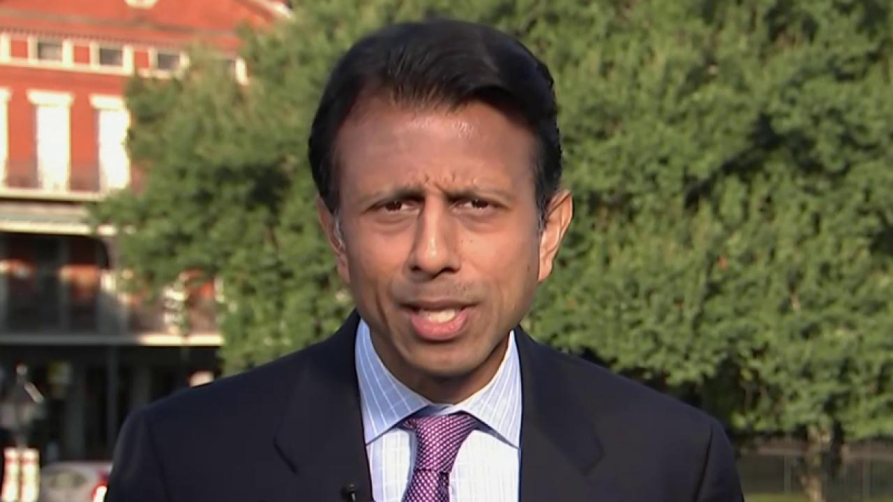 Gov. Jindal: People of Louisiana are ...