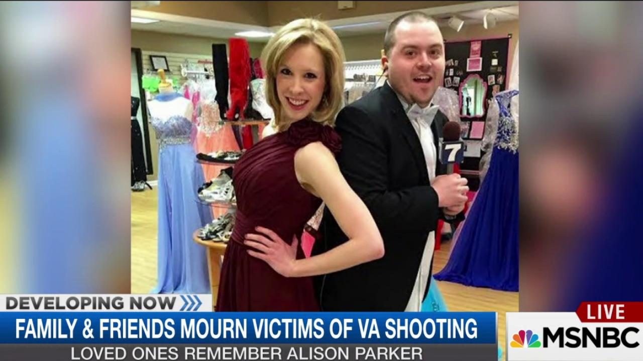 Family and friends mourn victims of VA...