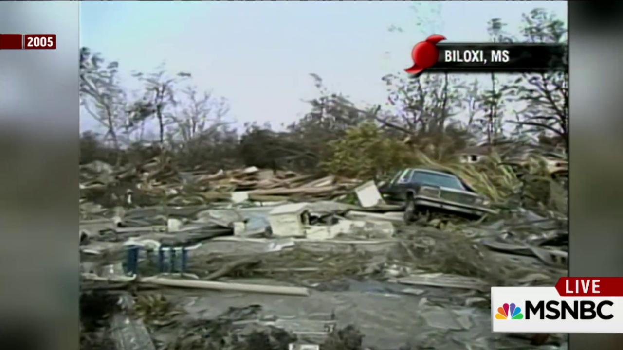 In the wake of Katrina: 10 years ago