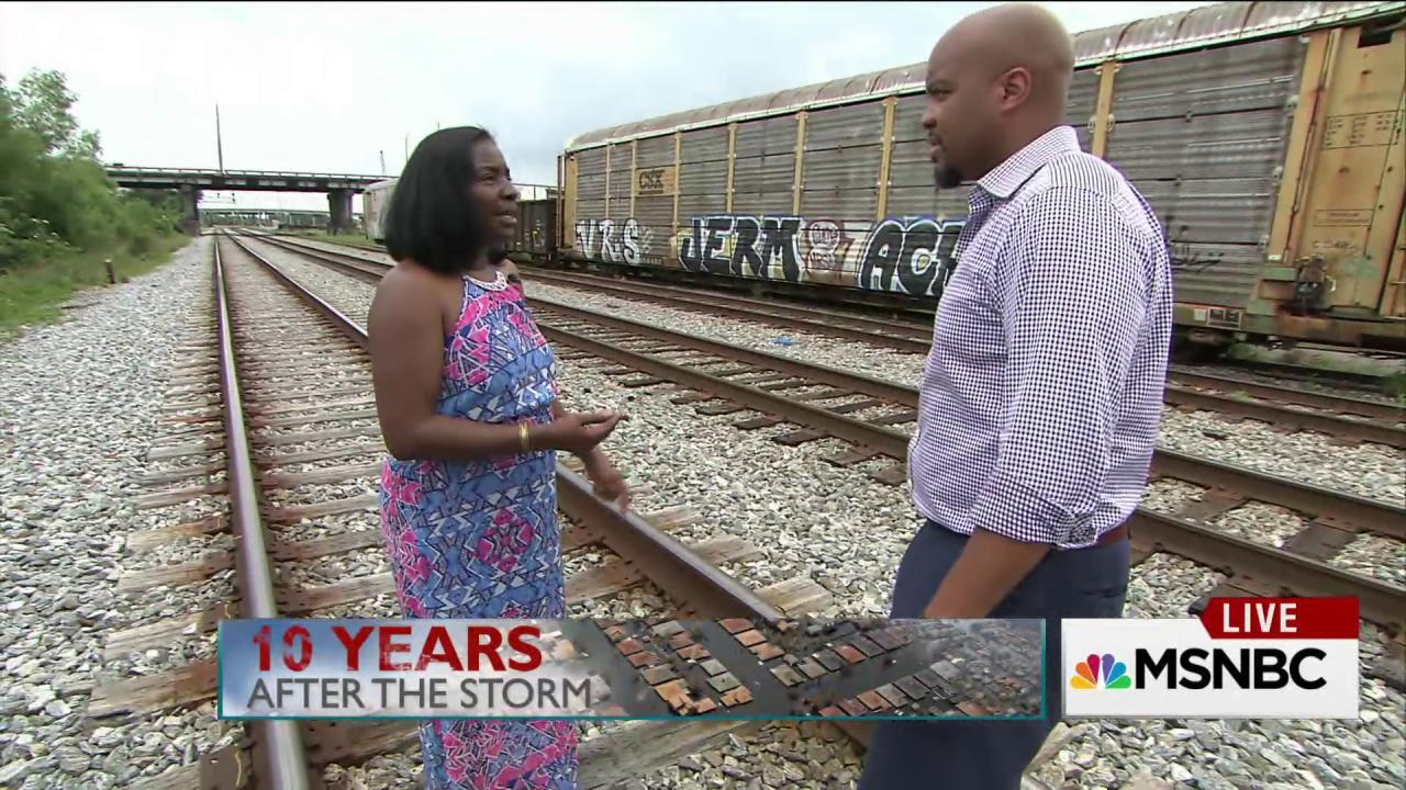 "The ""pull of home"" persists after Katrina"