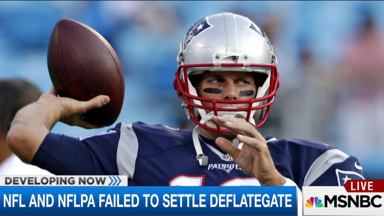 NFL and NFLPA failed to settle Deflategate