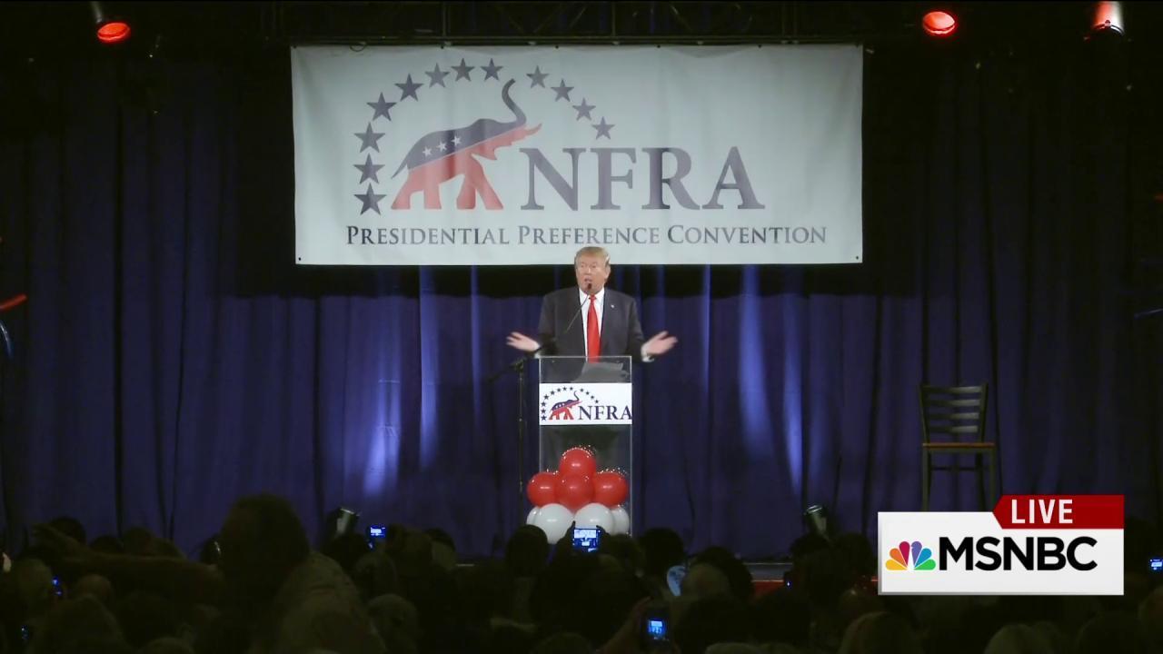 Donald Trump, Ben Carson tied in new Iowa...
