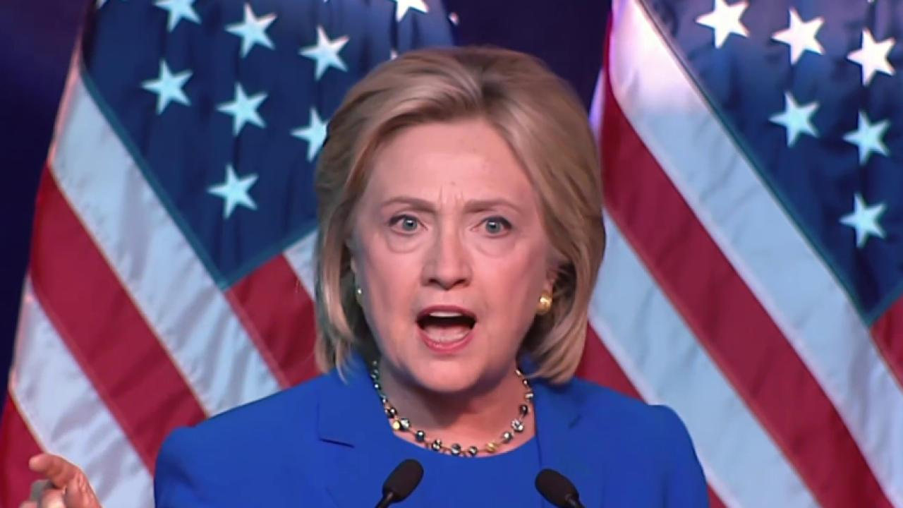 Hillary Clinton losing support in new Iowa...