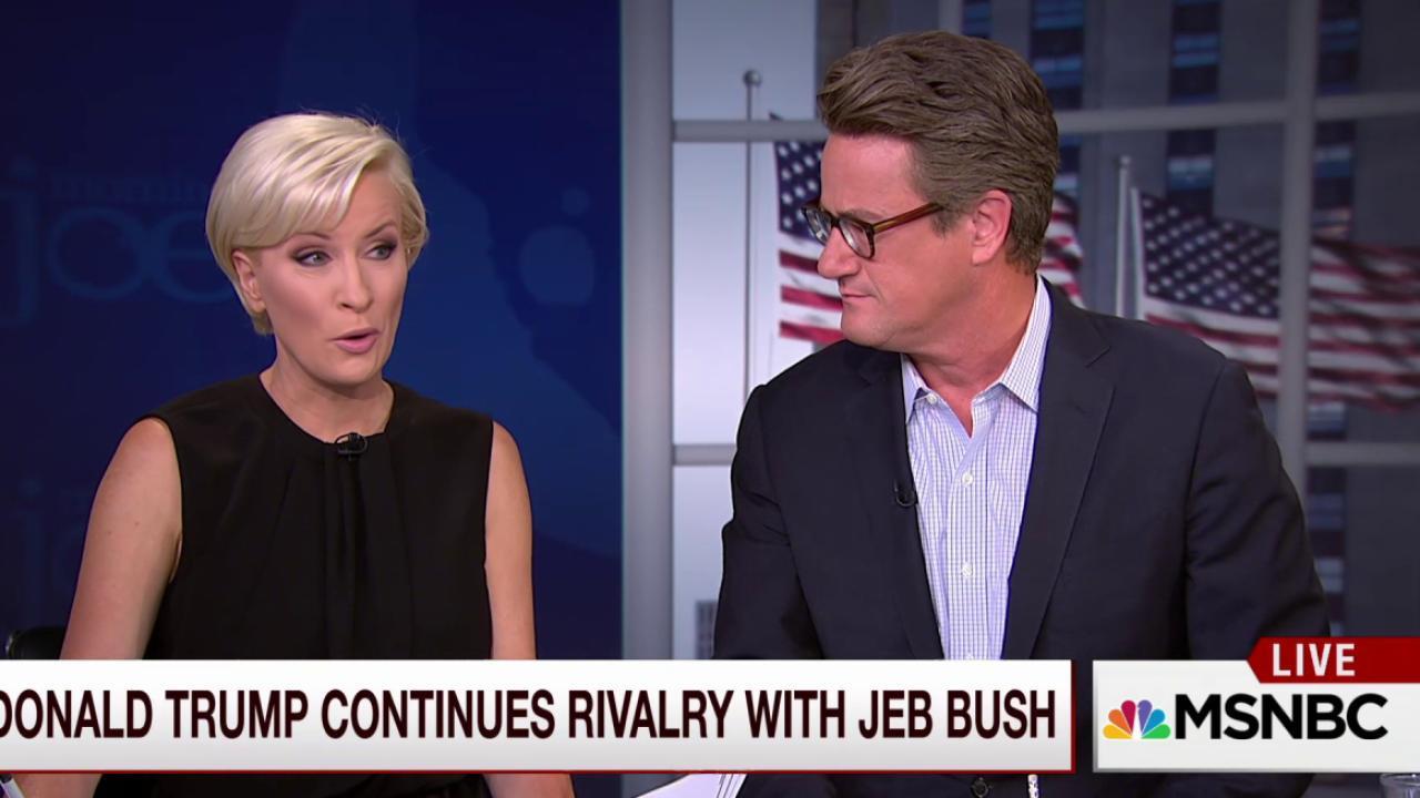 Trump, Bush social media feud heats up