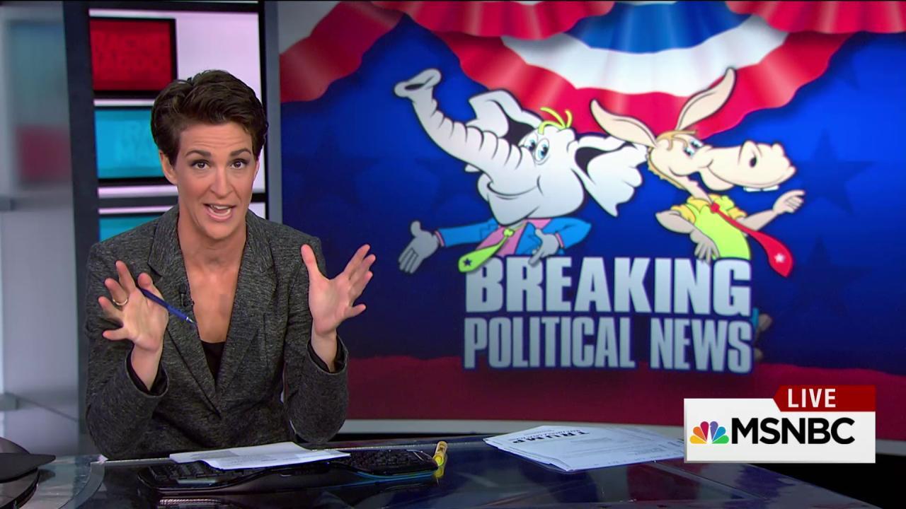 Bush crosses Colbert, Warren raises eyebrows