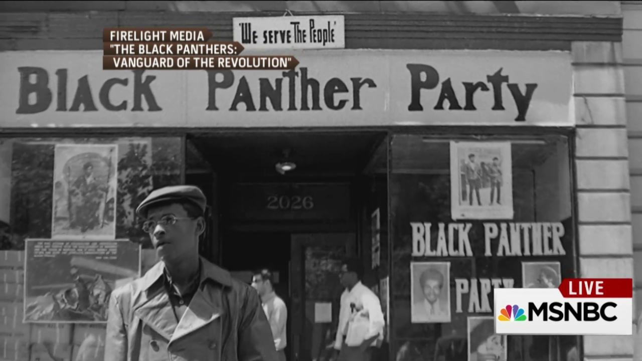 How the Black Panthers were misunderstood