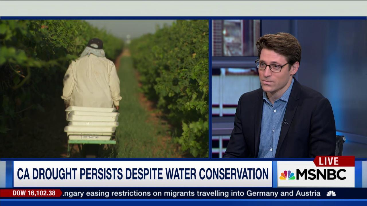 California farmworkers still without water