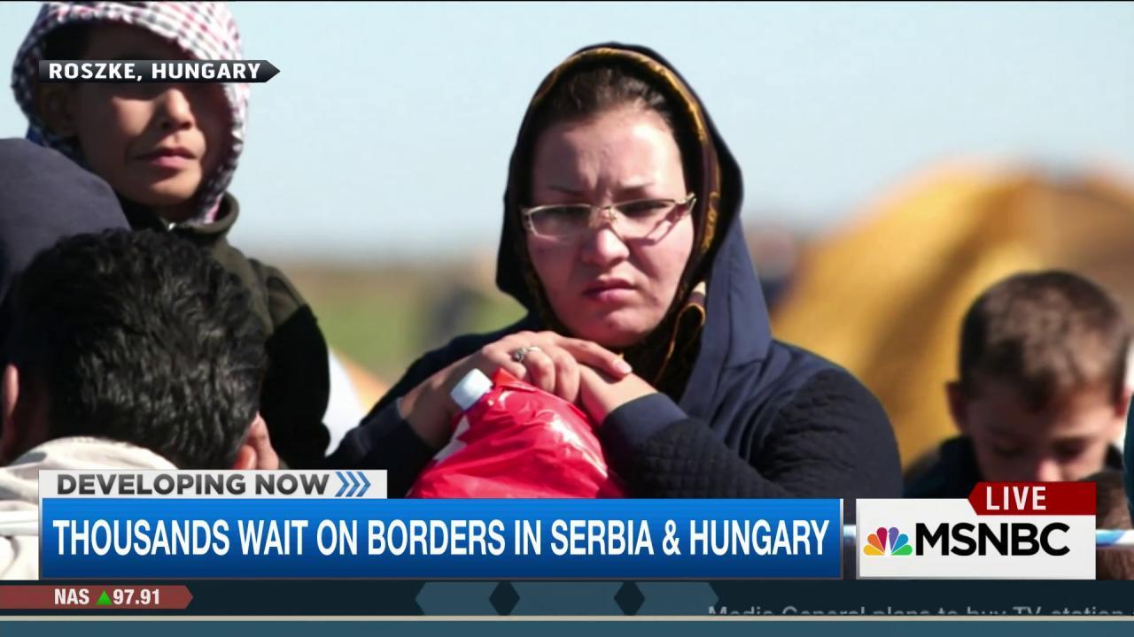 Migrant crisis overwhelms European nations