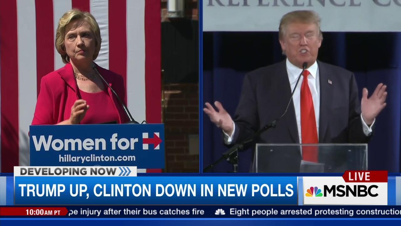 Sanders leads Clinton by 1 in Iowa