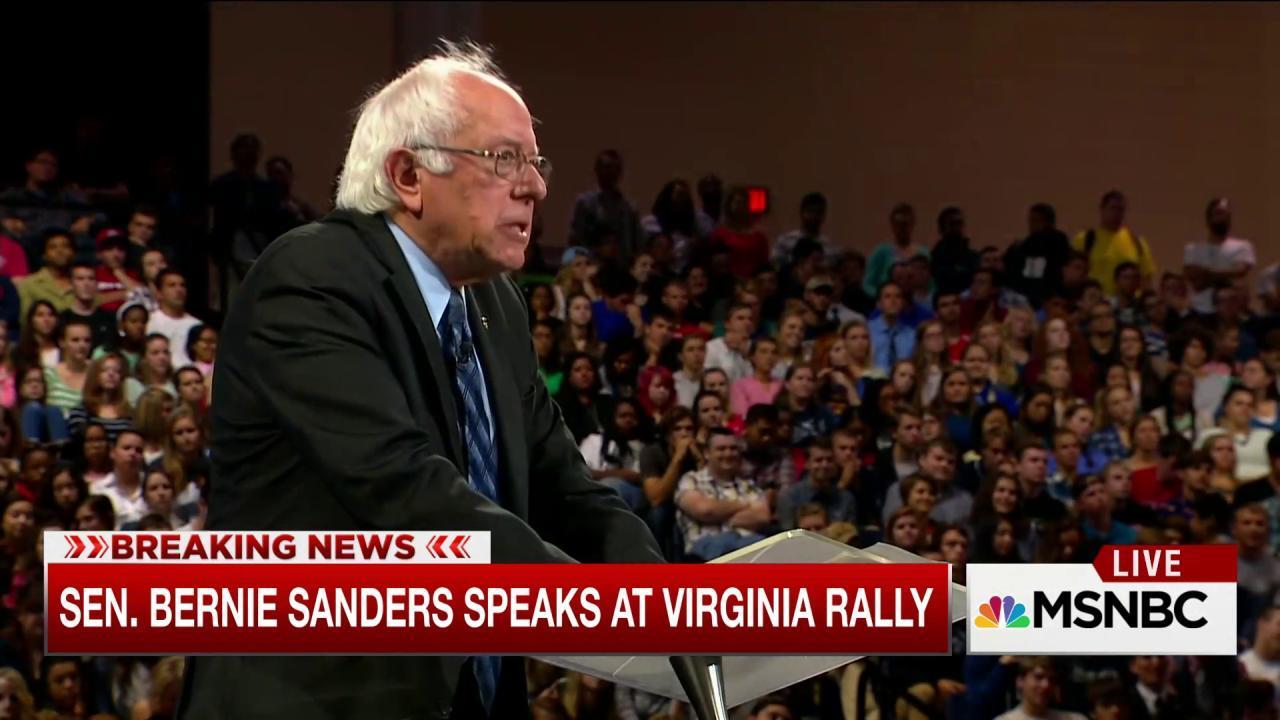 Bernie Sanders' next challenge