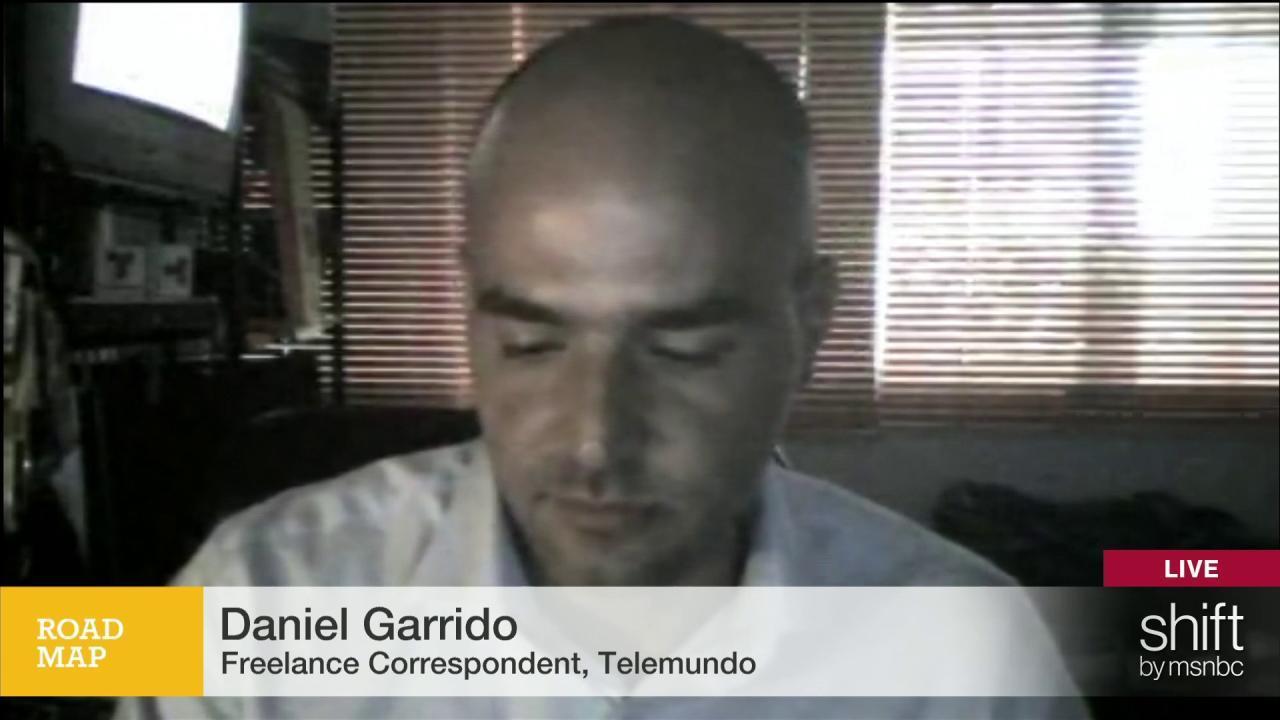 In Venezuela, it's 'dangerous' for...