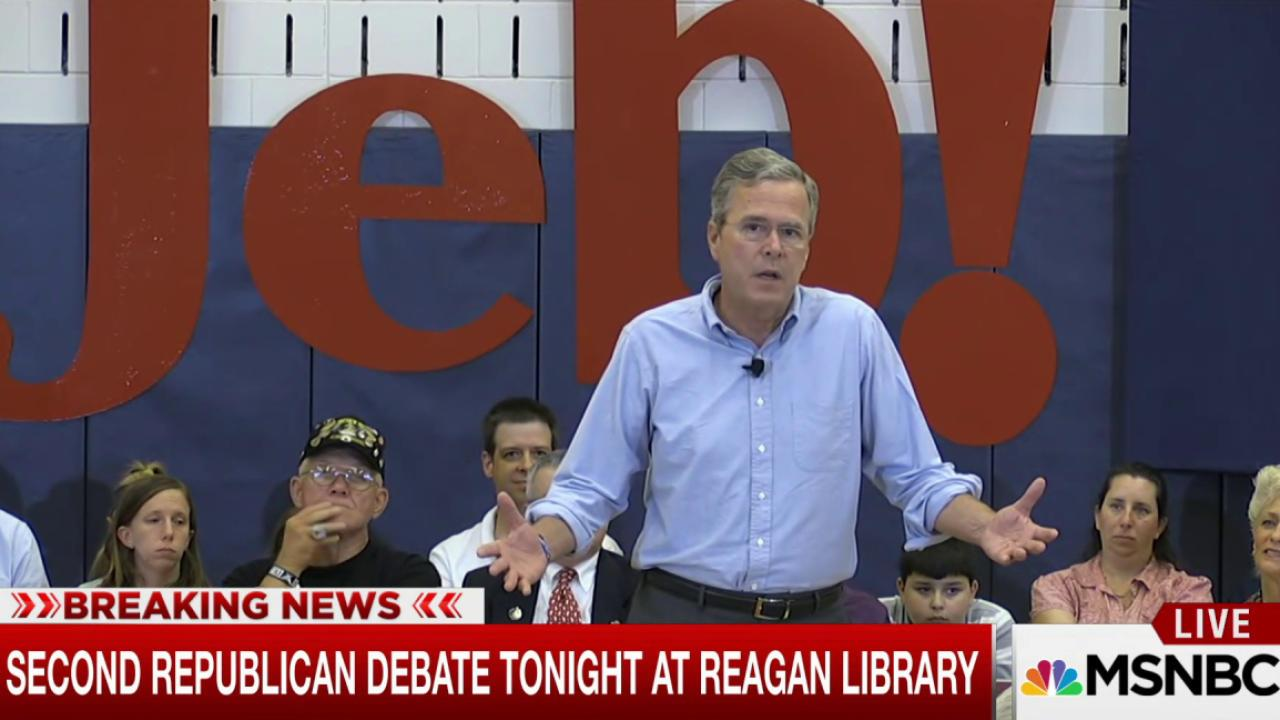 Countdown to second Republican debate