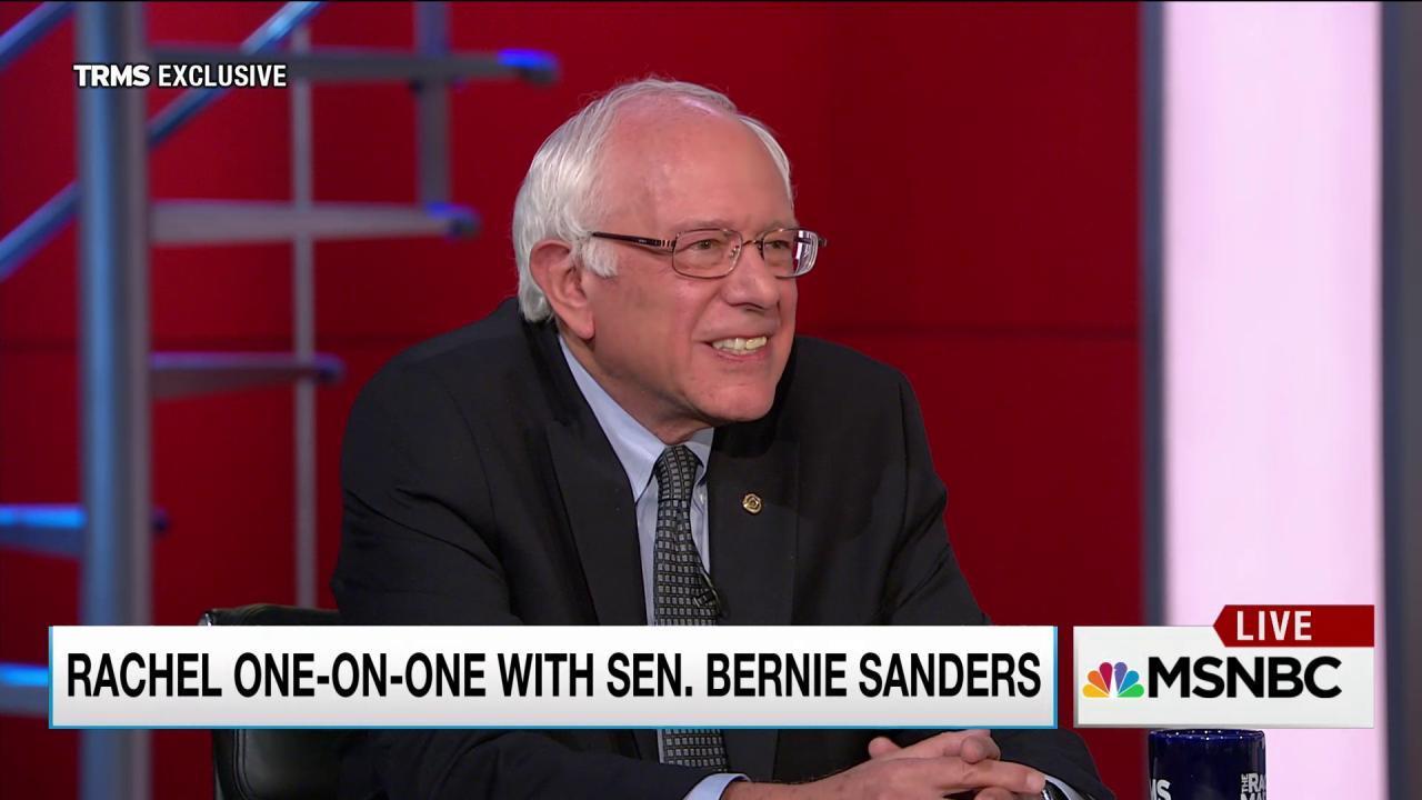 Sanders boasts 200,000 grassroots volunteers