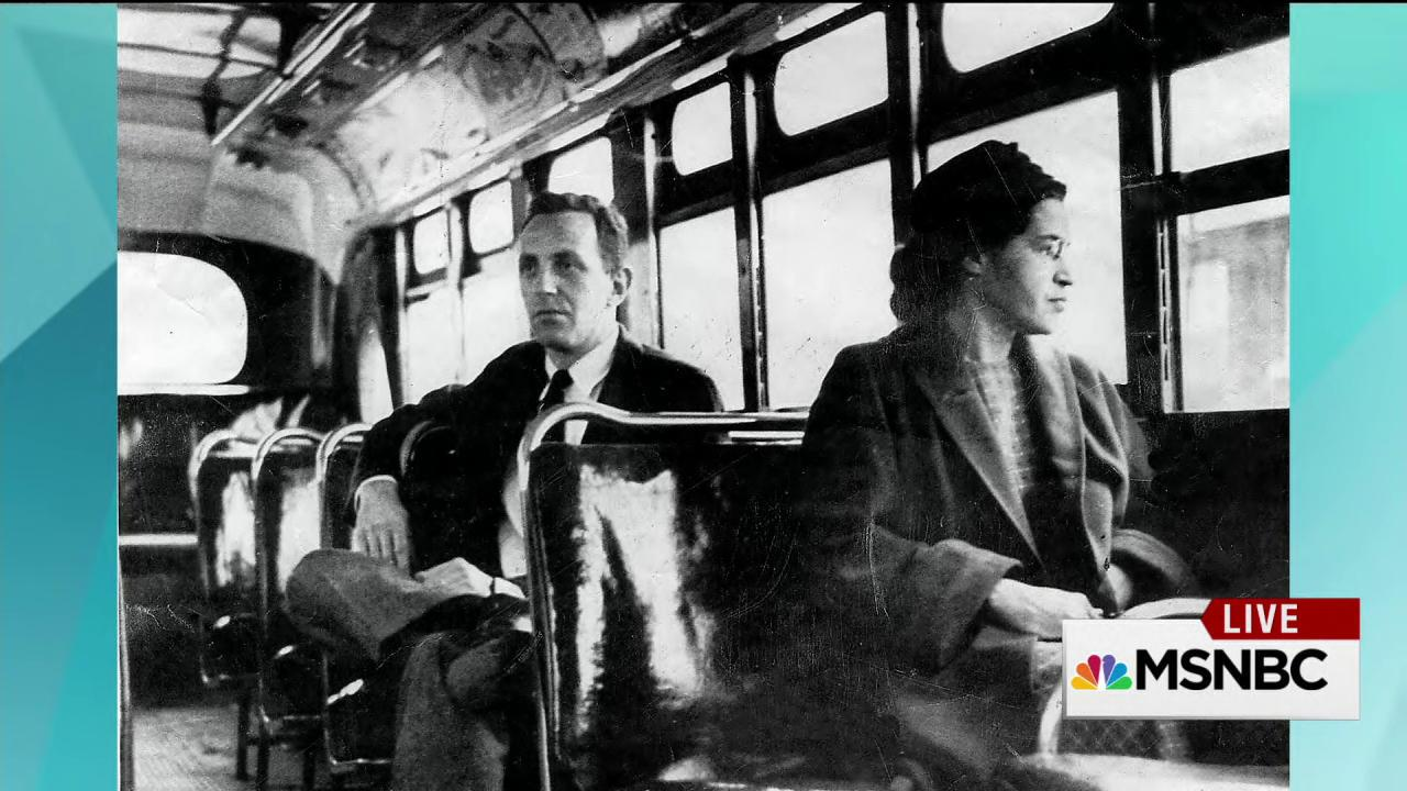 Does the GOP know the 'real' Rosa Parks?