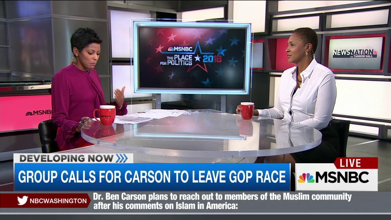 Muslim debate seizes GOP debate