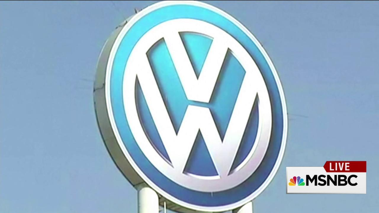 Volkswagen reeling after worldwide deception
