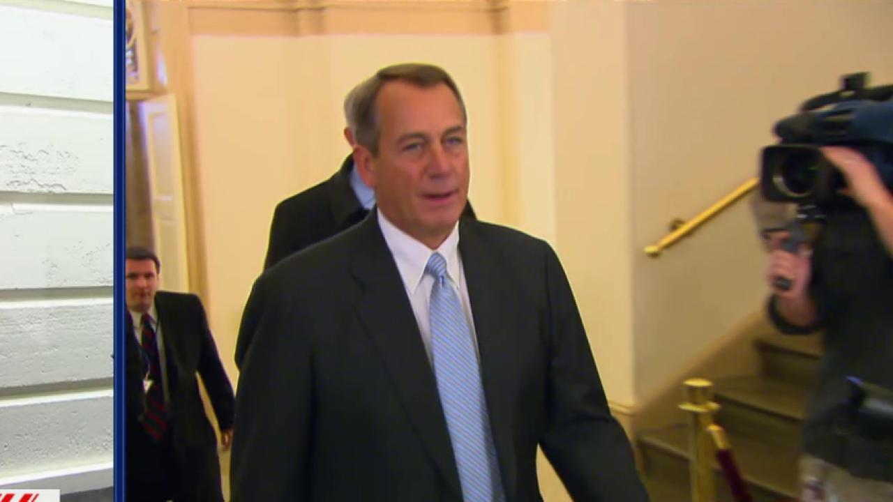 Political implications of Boehner's...