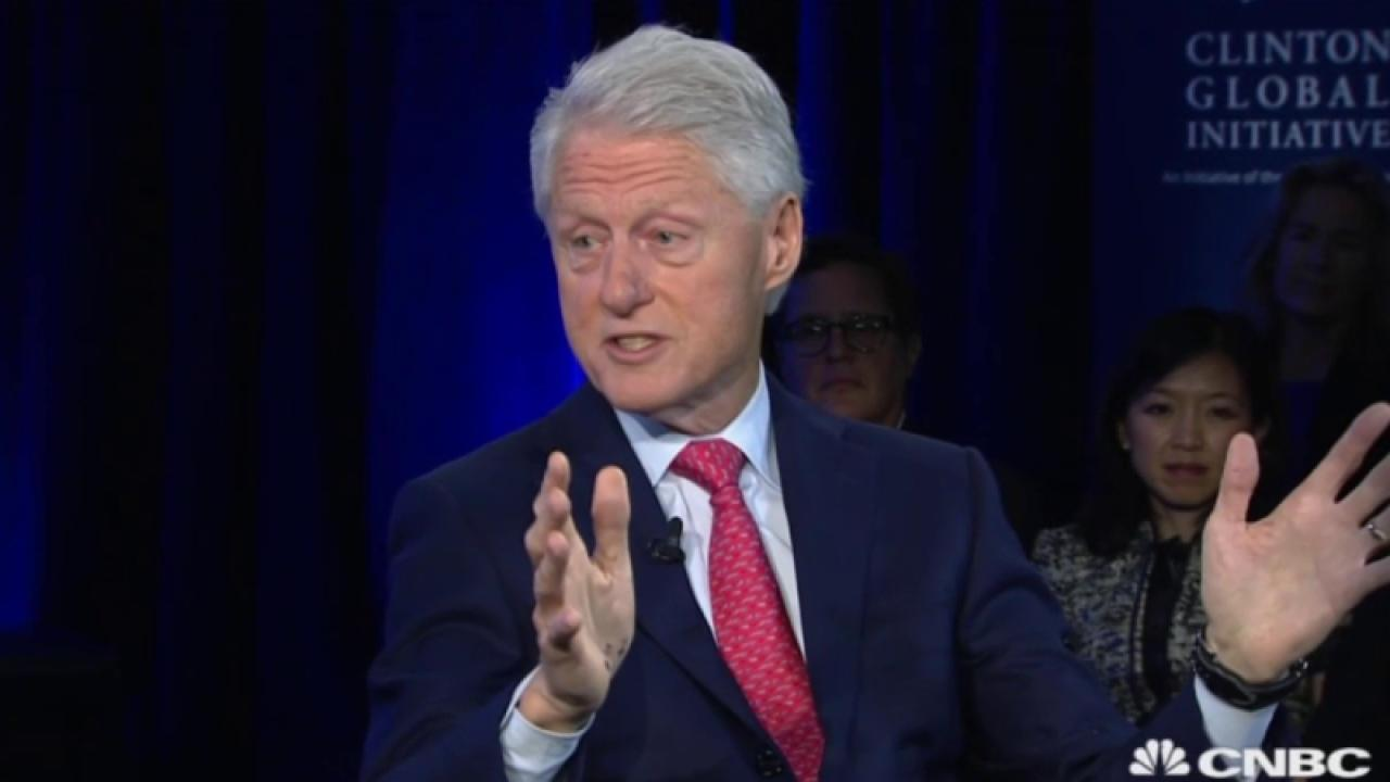 Bill takes active role in Hillary's campaign