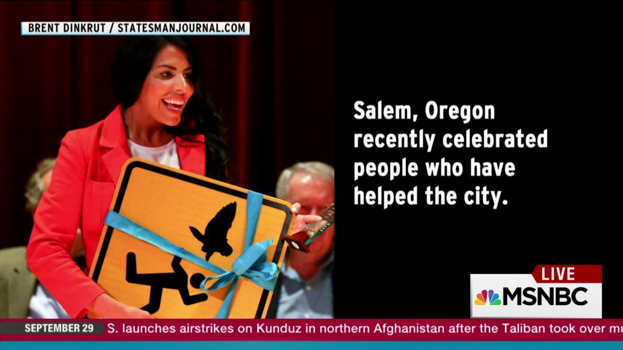 Thank you Salem, thank you Allegra!