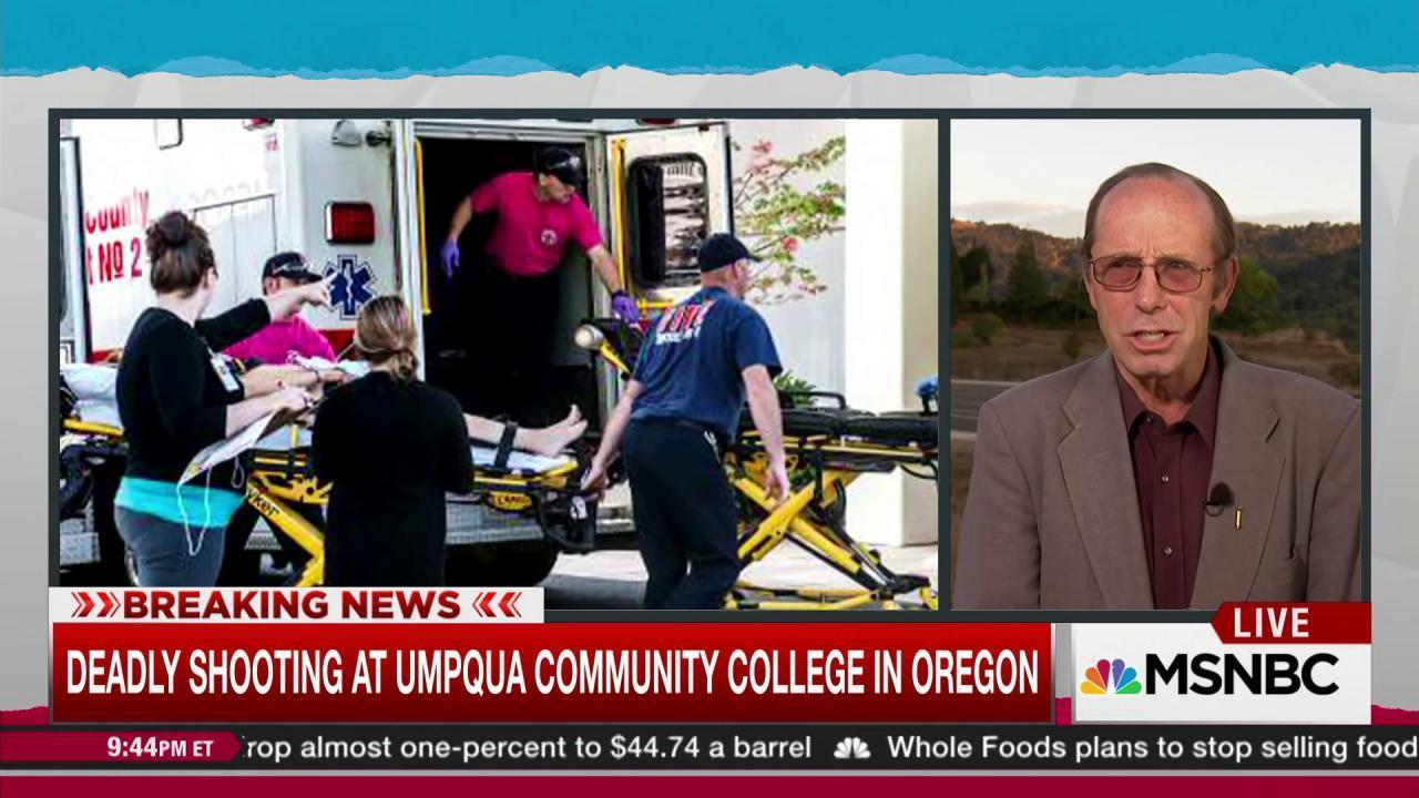 Gun rampage shakes small town