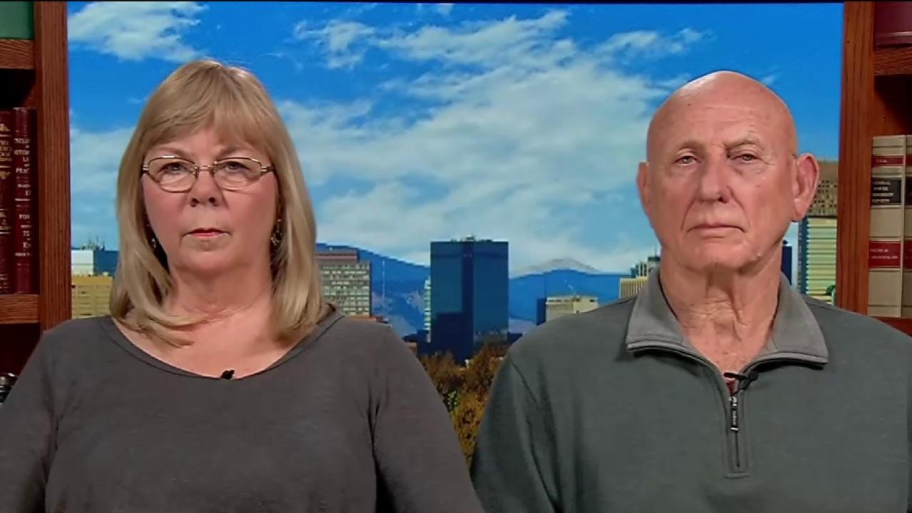 Parents of Aurora shooting victim speak out