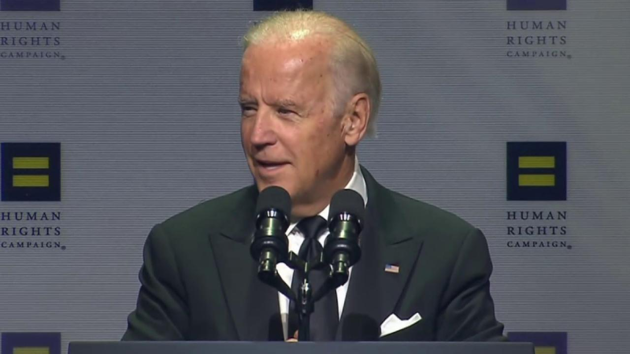 Biden aides dispute reports of son's dying...