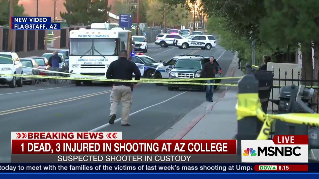 Shooter identified as University freshman