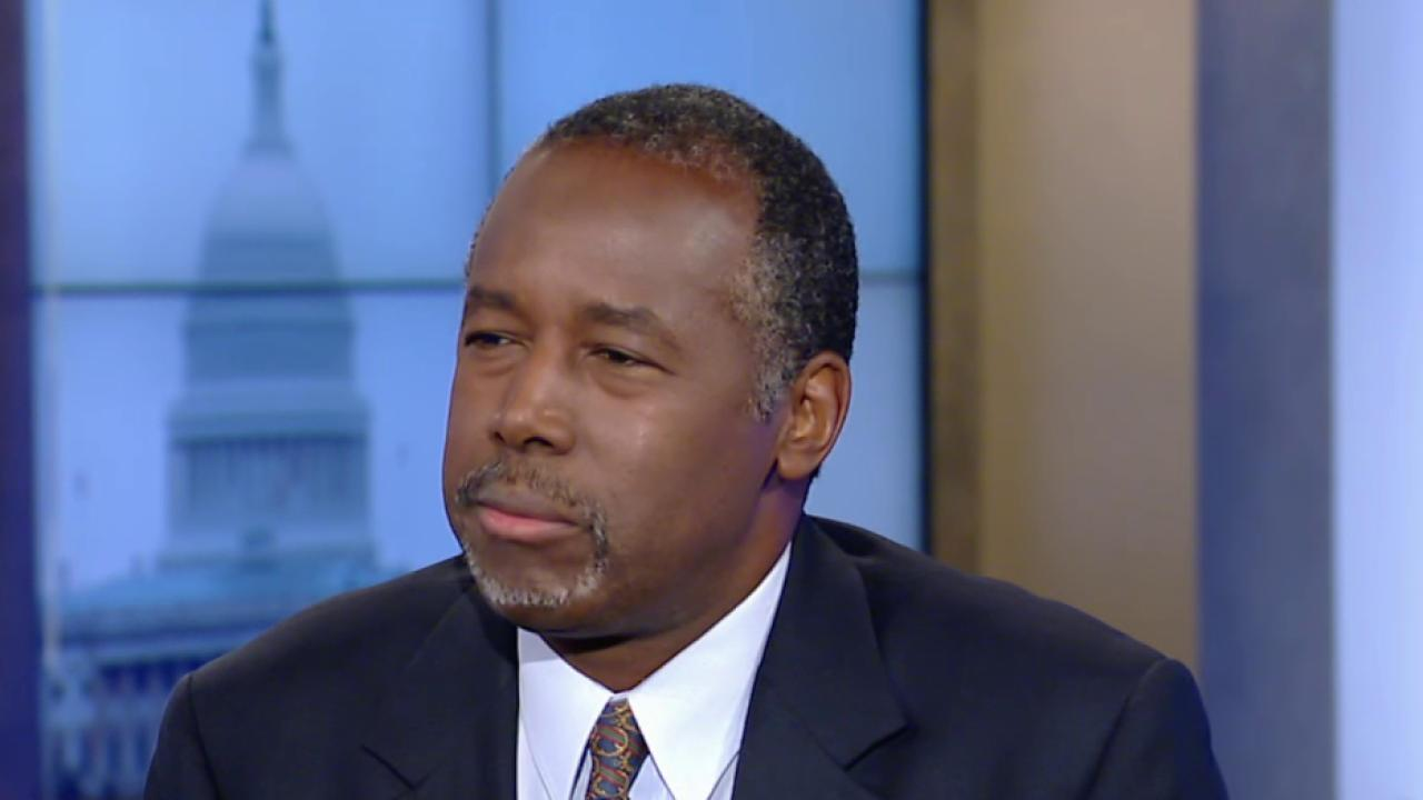Carson: Republican Party can survive