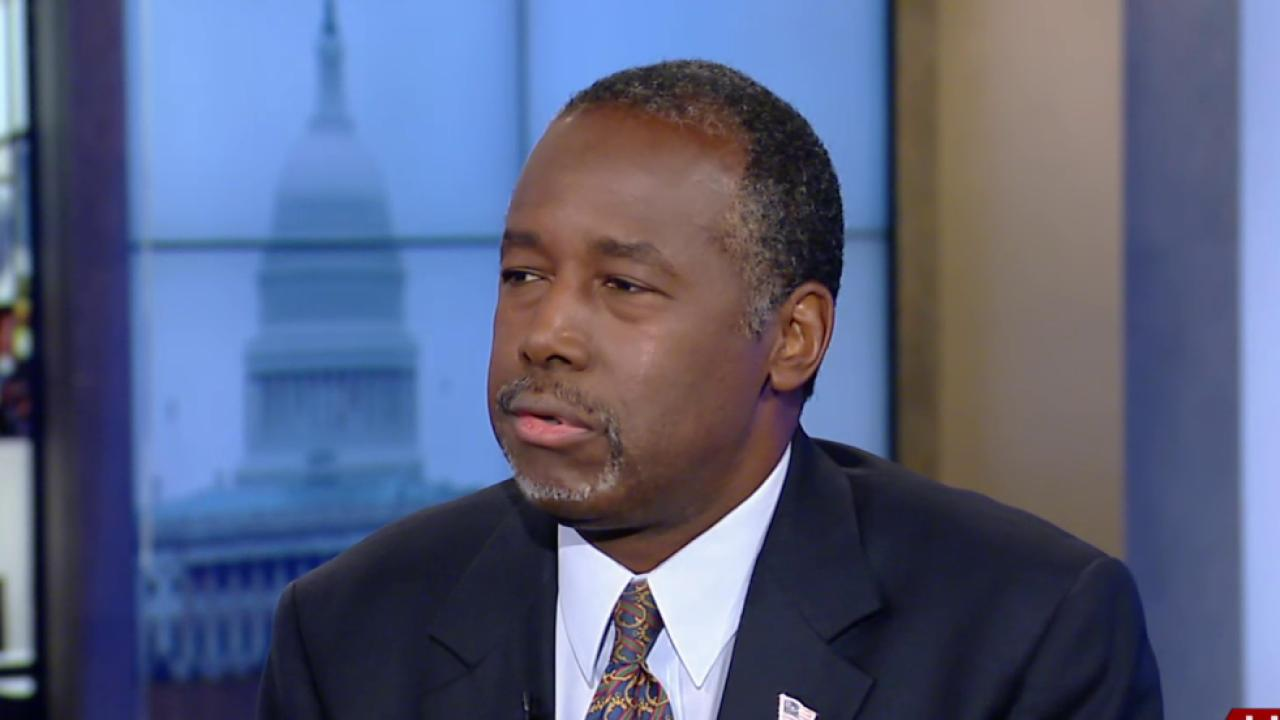 Carson: Obama politicized Oregon shooting