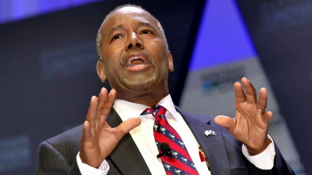 Carson: Guns could have stopped Holocaust