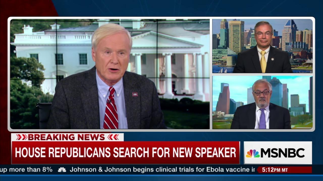 Paul Ryan under pressure to take Speaker job