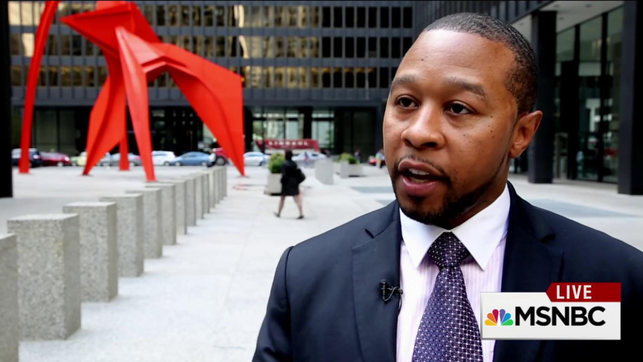 Wrongly convicted man graduates from law...