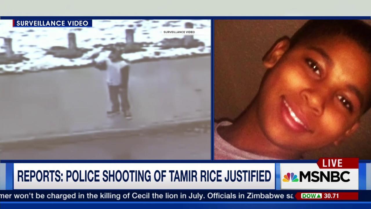 Reviews: Police shooting of Tamir Rice...
