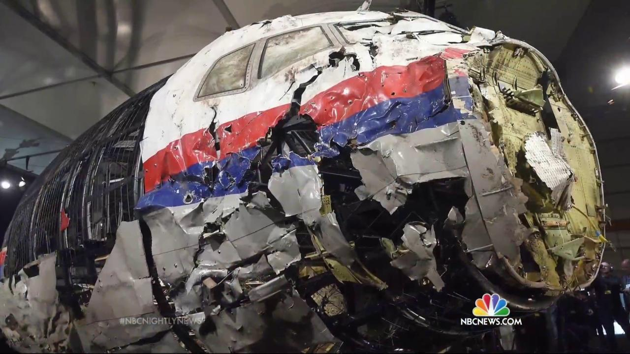 Malaysia Airlines MH17 Report Reveals Shocking Details ...