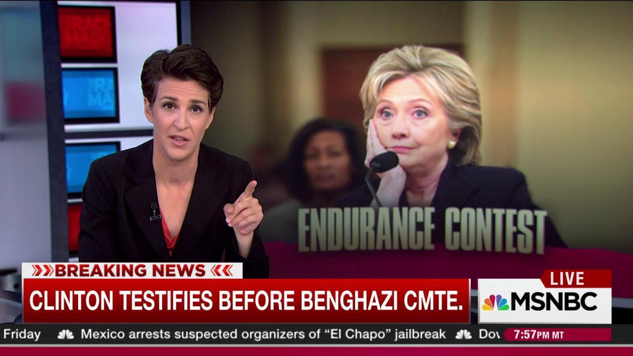 Democrats keep GOP Benghazi agenda in check