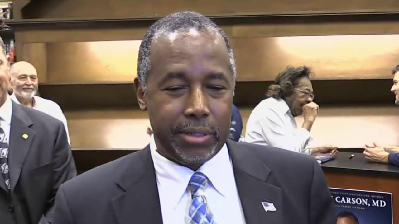 Ben Carson appealing to women voters