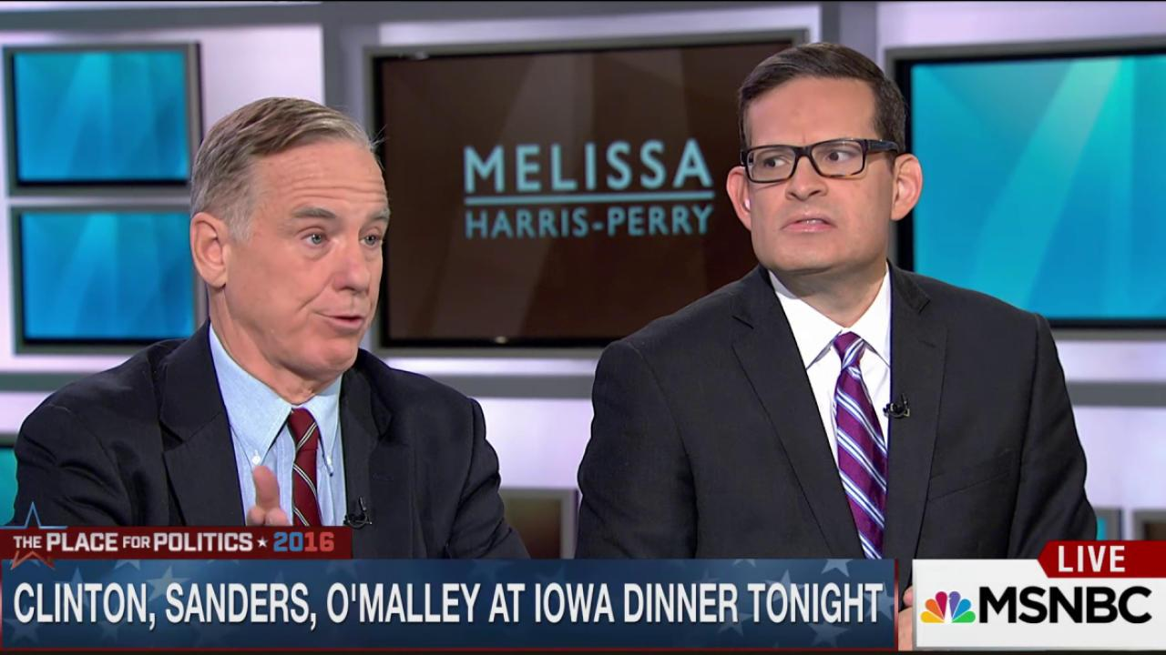 Dem candidates gear up for Iowa dinner