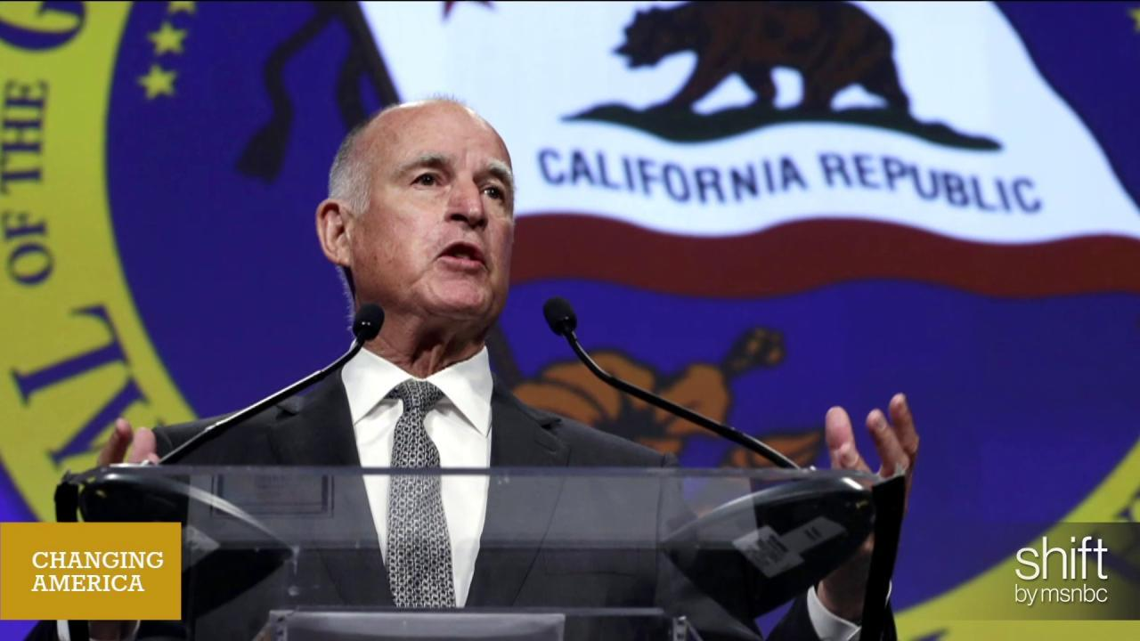California's new law protects immigrants