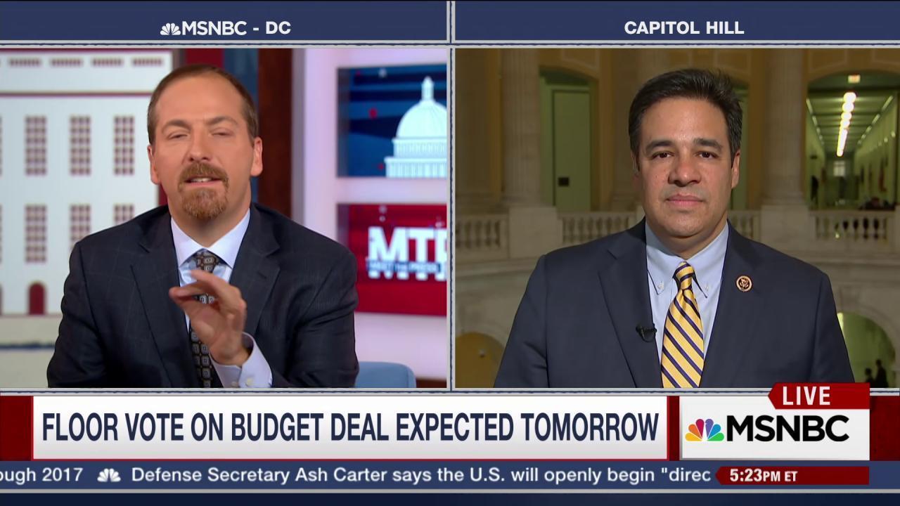 Ryan: Budget Process 'Stinks'