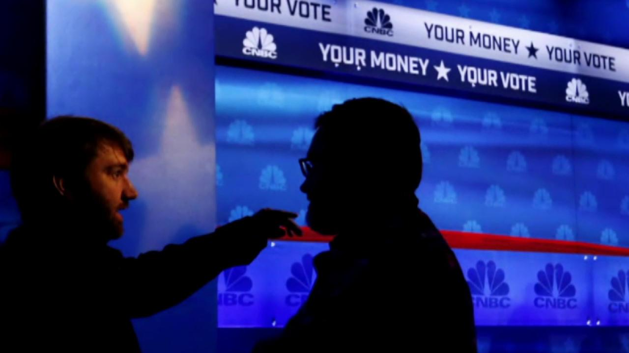 Candidates prep for debate in Colorado