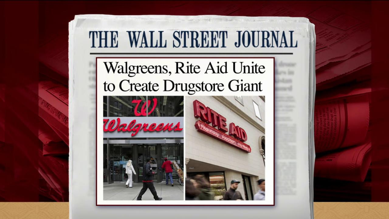Major US drug store to purchase rival