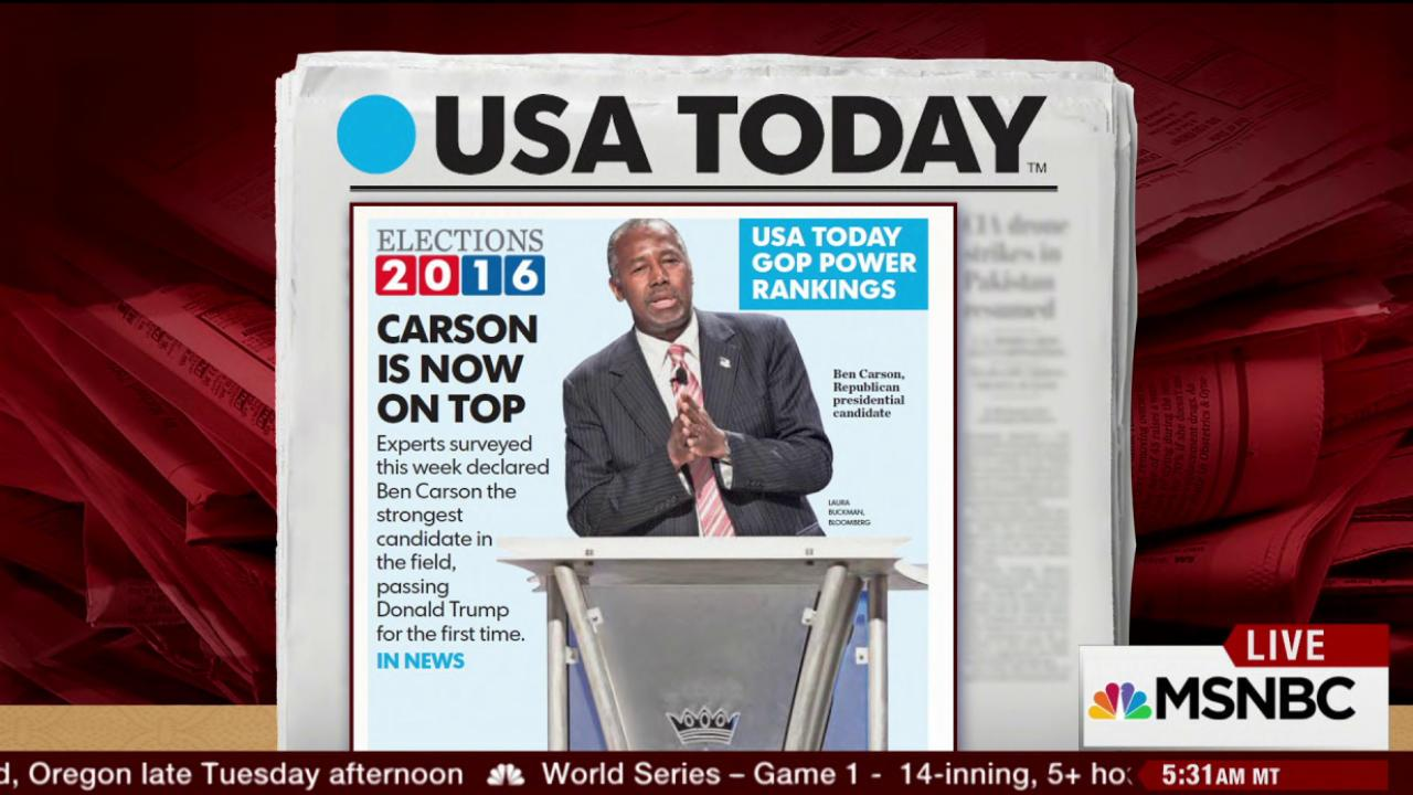 Why Carson could be the next Santorum