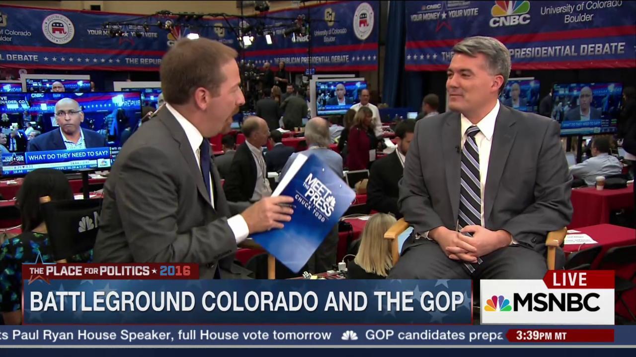Battleground Colorado Gears Up for 2016