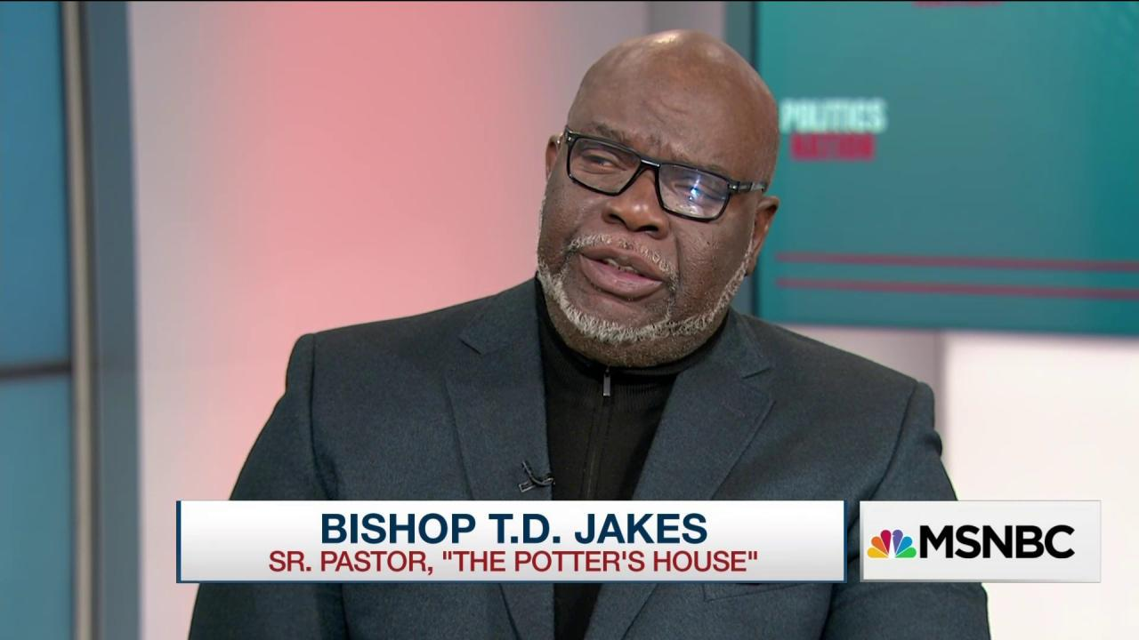 One-on-one with Bishop T.D. Jakes
