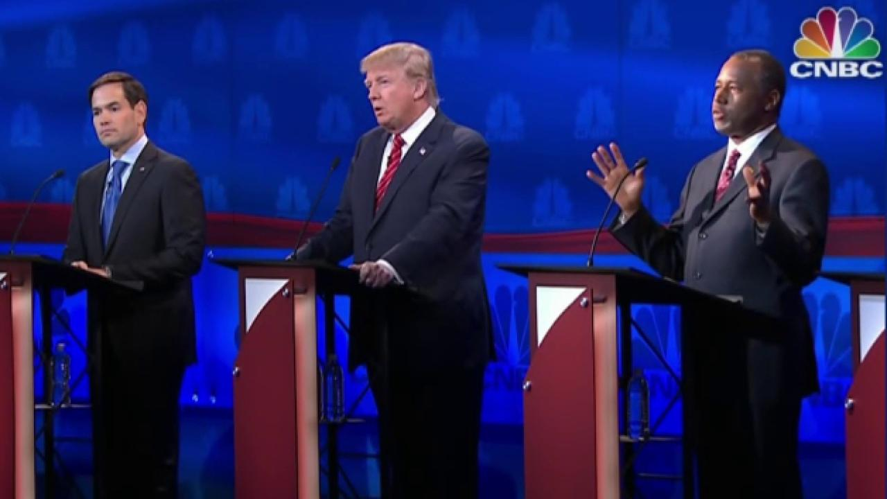 GOP candidates demand changes to debates