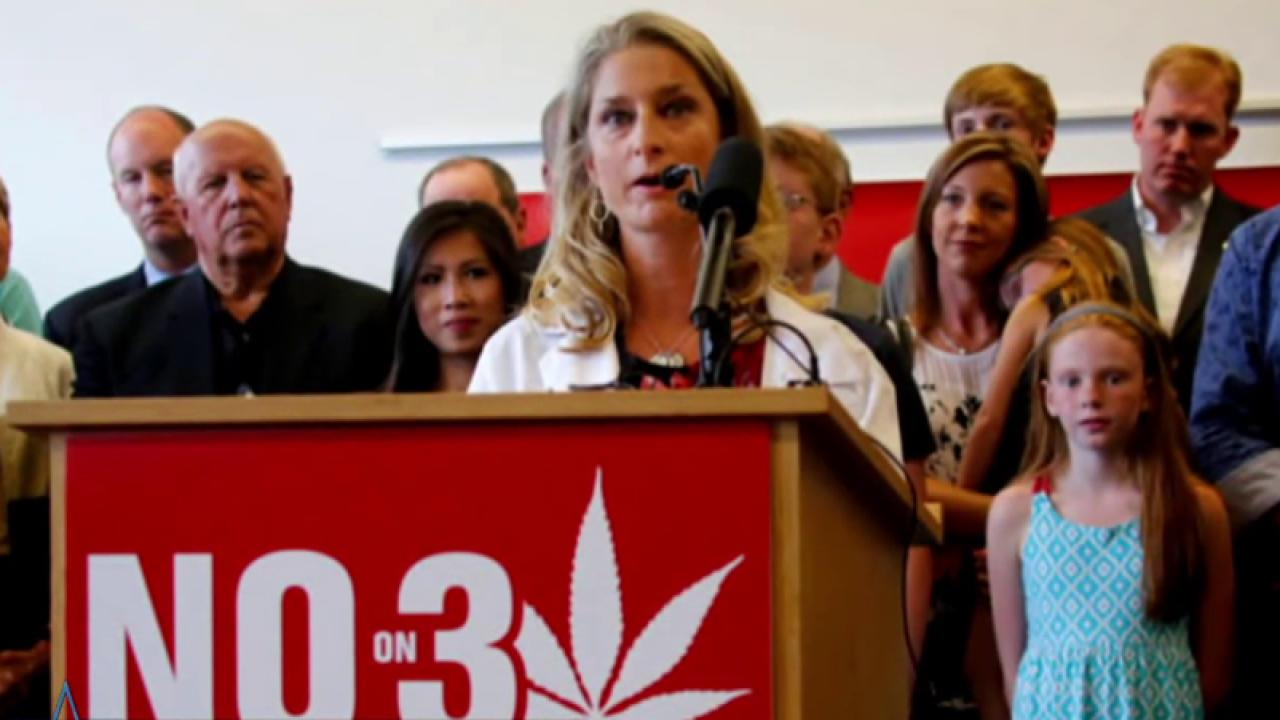 Ohio's legal marijuana hopes up in smoke